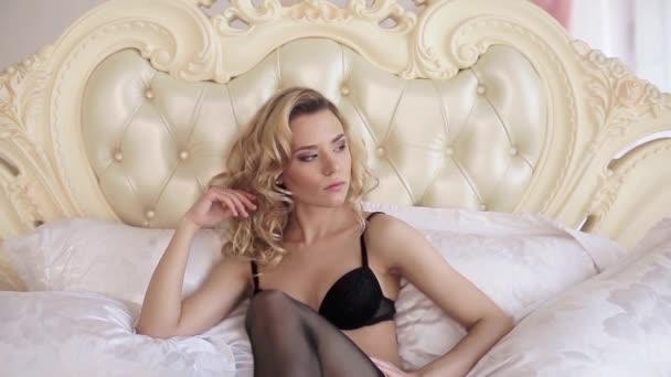 schöne sexy Modell Mädchen