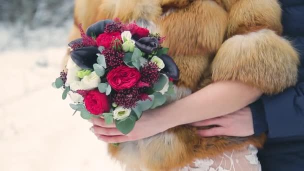 Букеты невесты зима — img 10