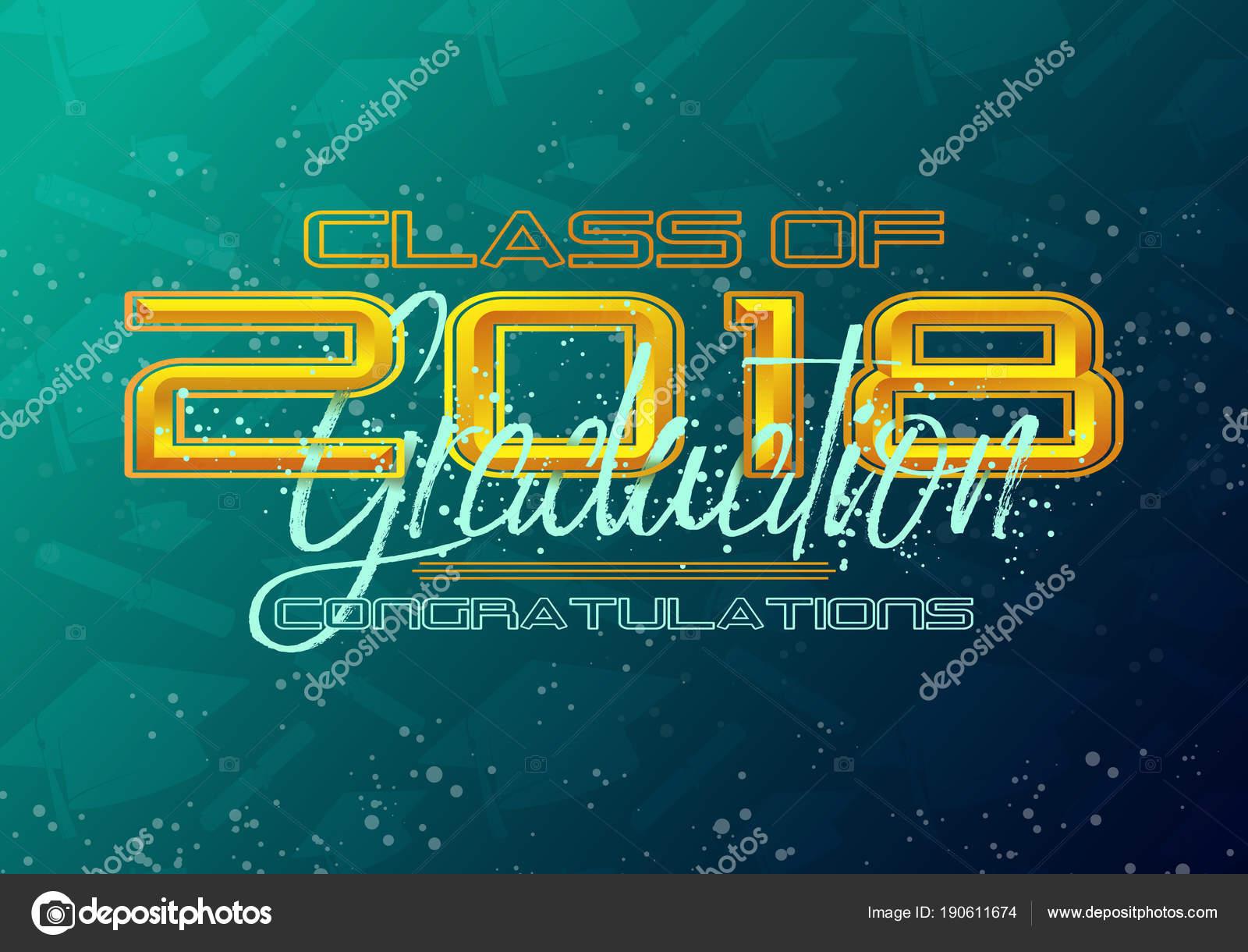 Invitacion Grado Virtual Etiqueta De La Graduación Texto