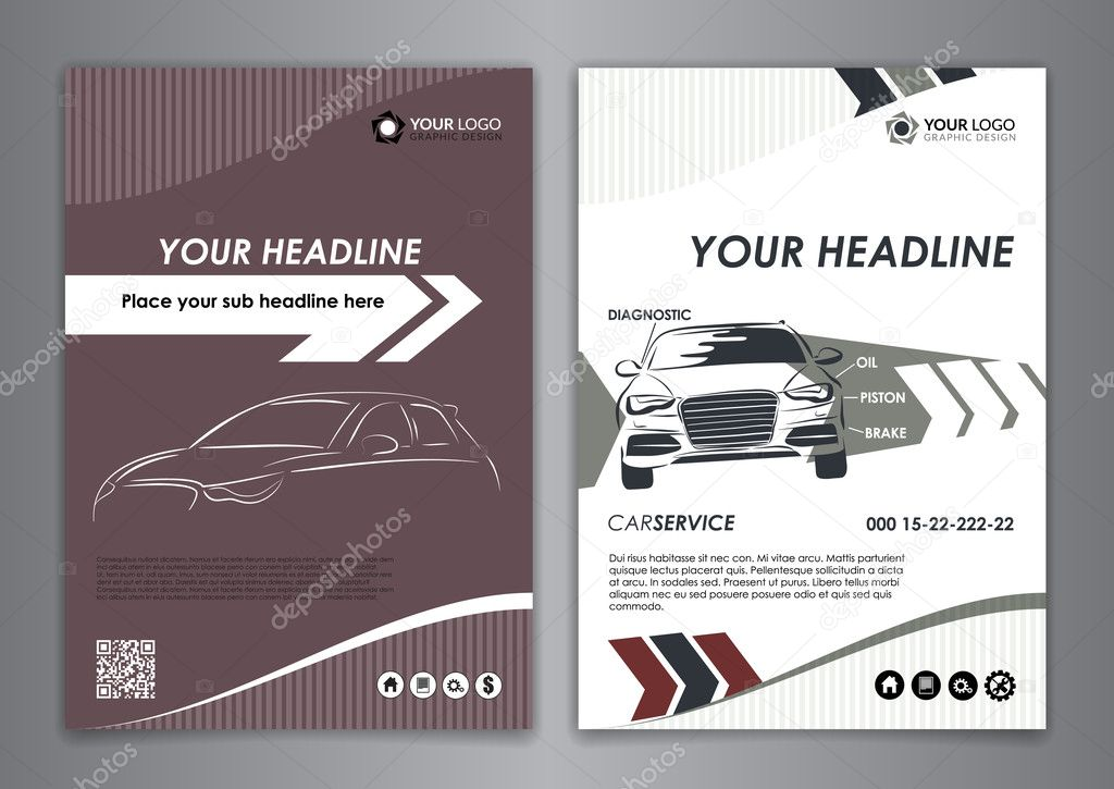 A5 a4 set service car business card templates auto repair leaflet a5 a4 set service car business card templates auto repair leaflet brochure flyer templates cheaphphosting Gallery