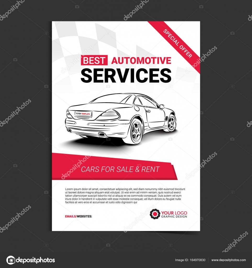 Automotriz servicios diseño plantilla coches para venta y alquiler ...