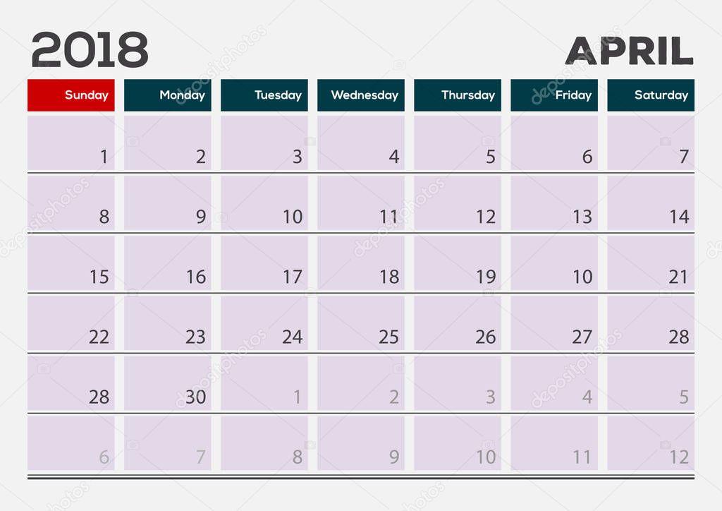 Groß Monatliche Vorlagen Zeitgenössisch - BHIM