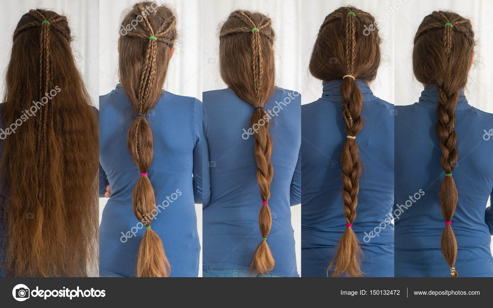 Renaissance Frisuren Fur Langes Haar Stockfoto C Ianredding 150132472