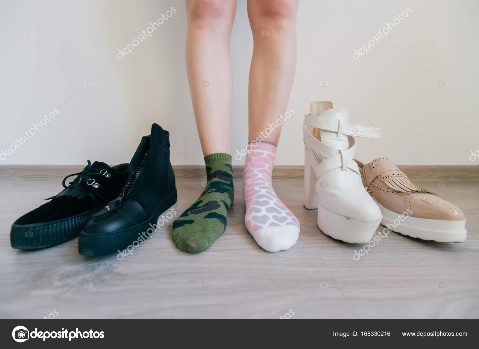 keuze van naakte meisjes