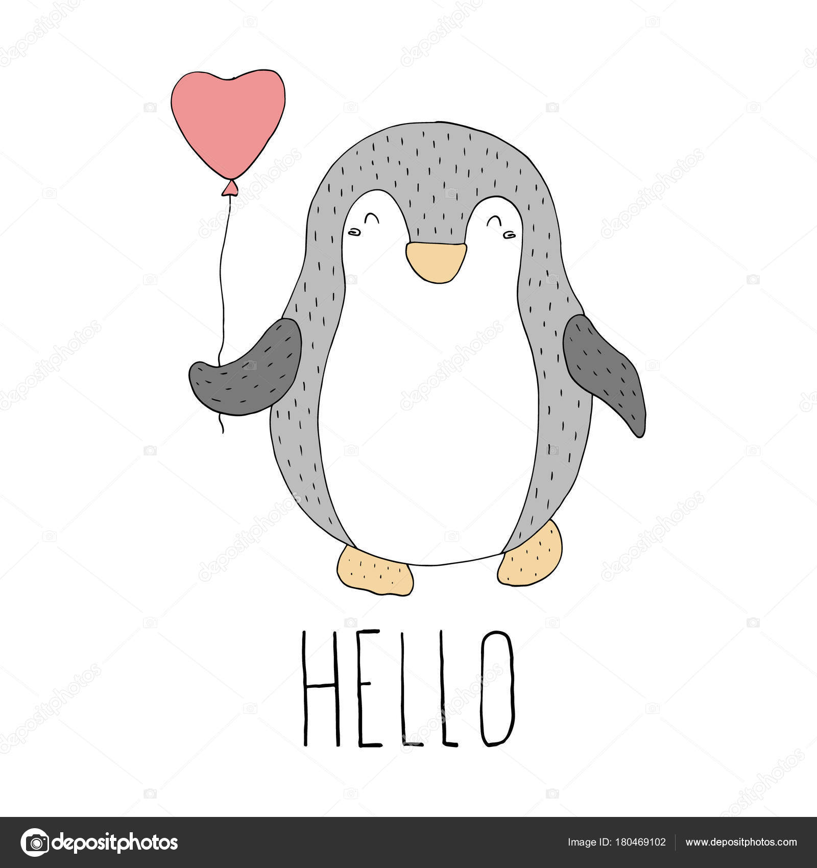 image relating to Printable Pictures of Penguins identified as Superhero templates printable Hand drawn case in point with