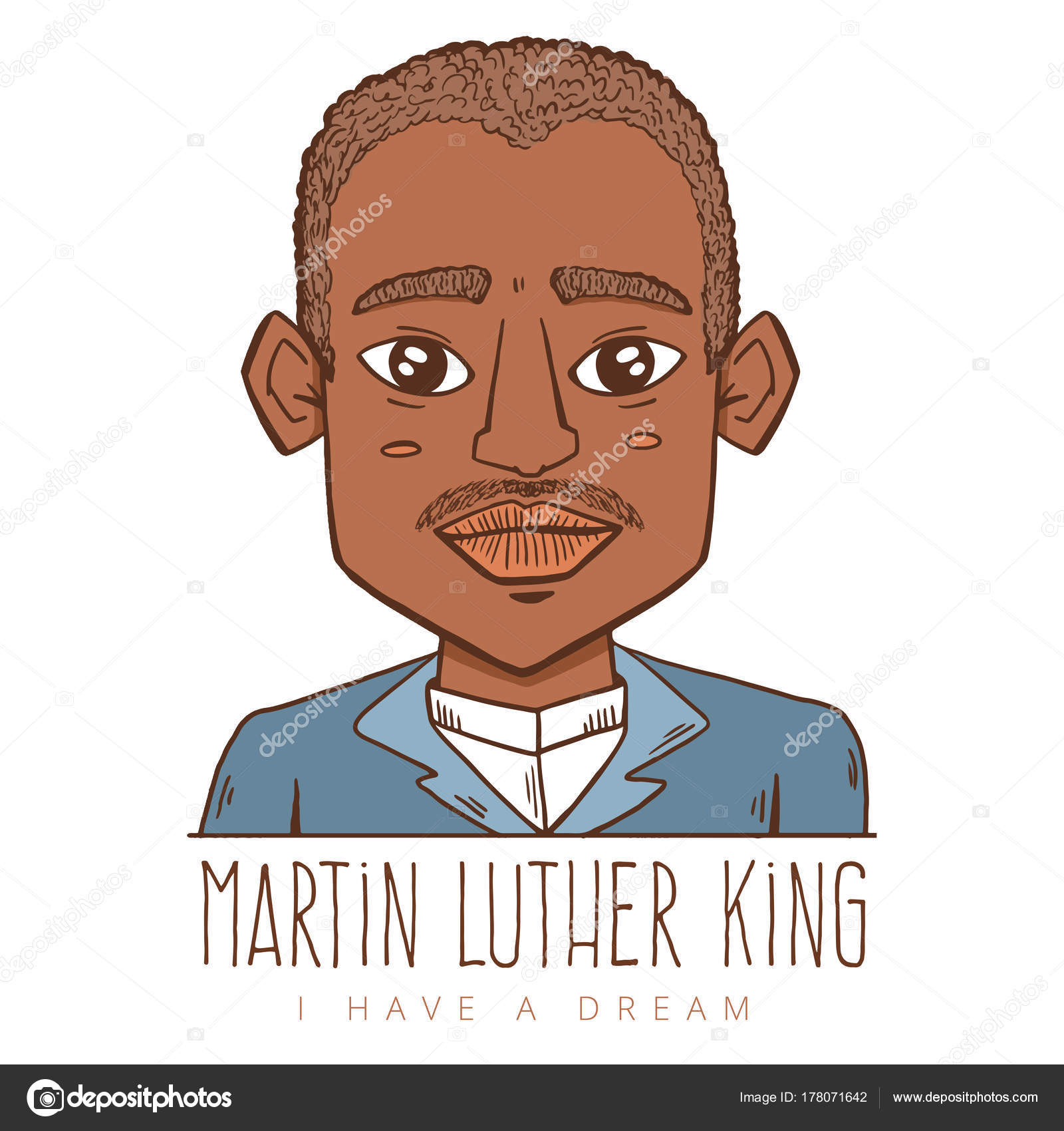 Día Martin Luther King — Foto editorial de stock © oaltindag #178071642