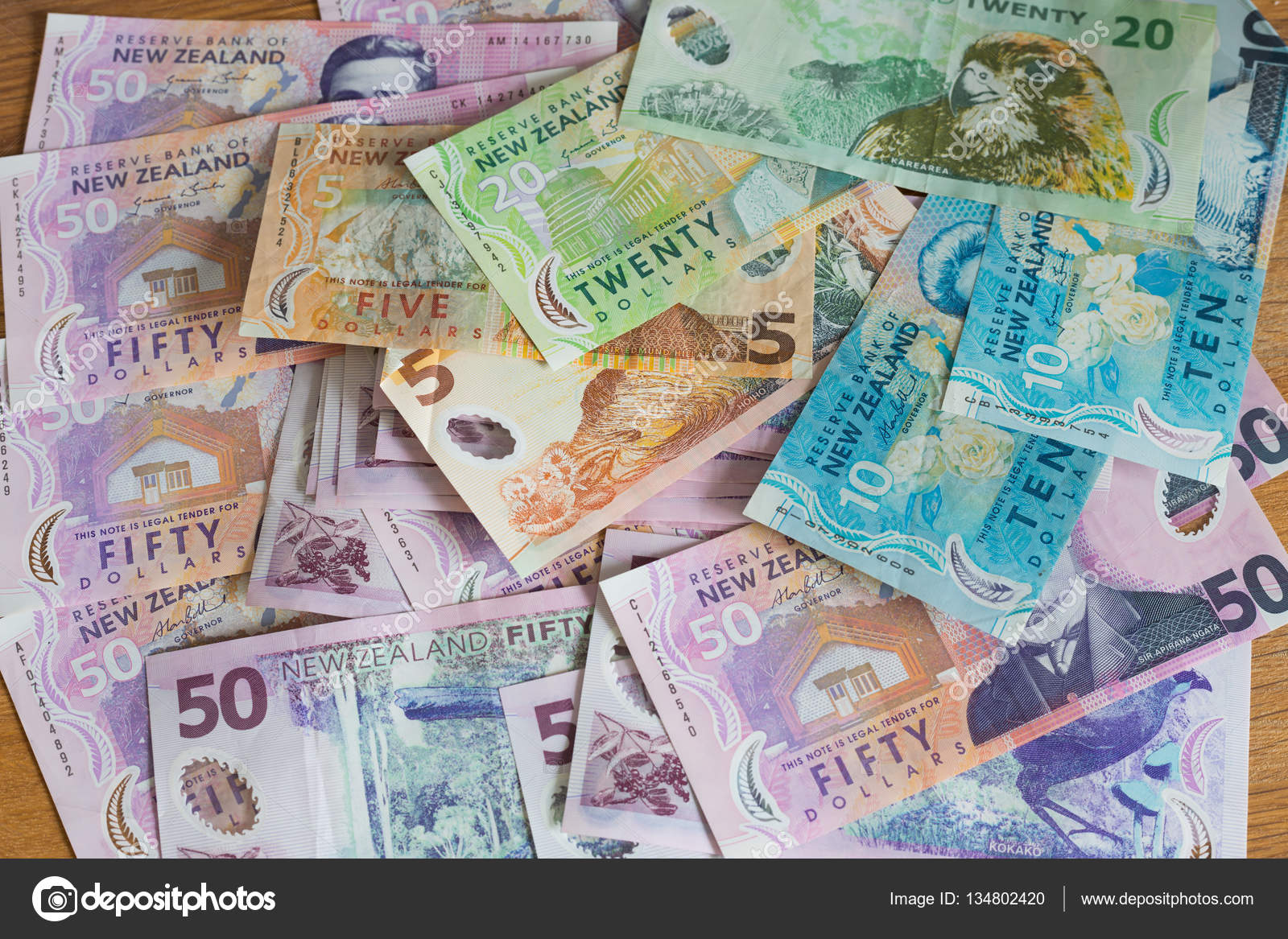 Neuseeland Dollar Euro
