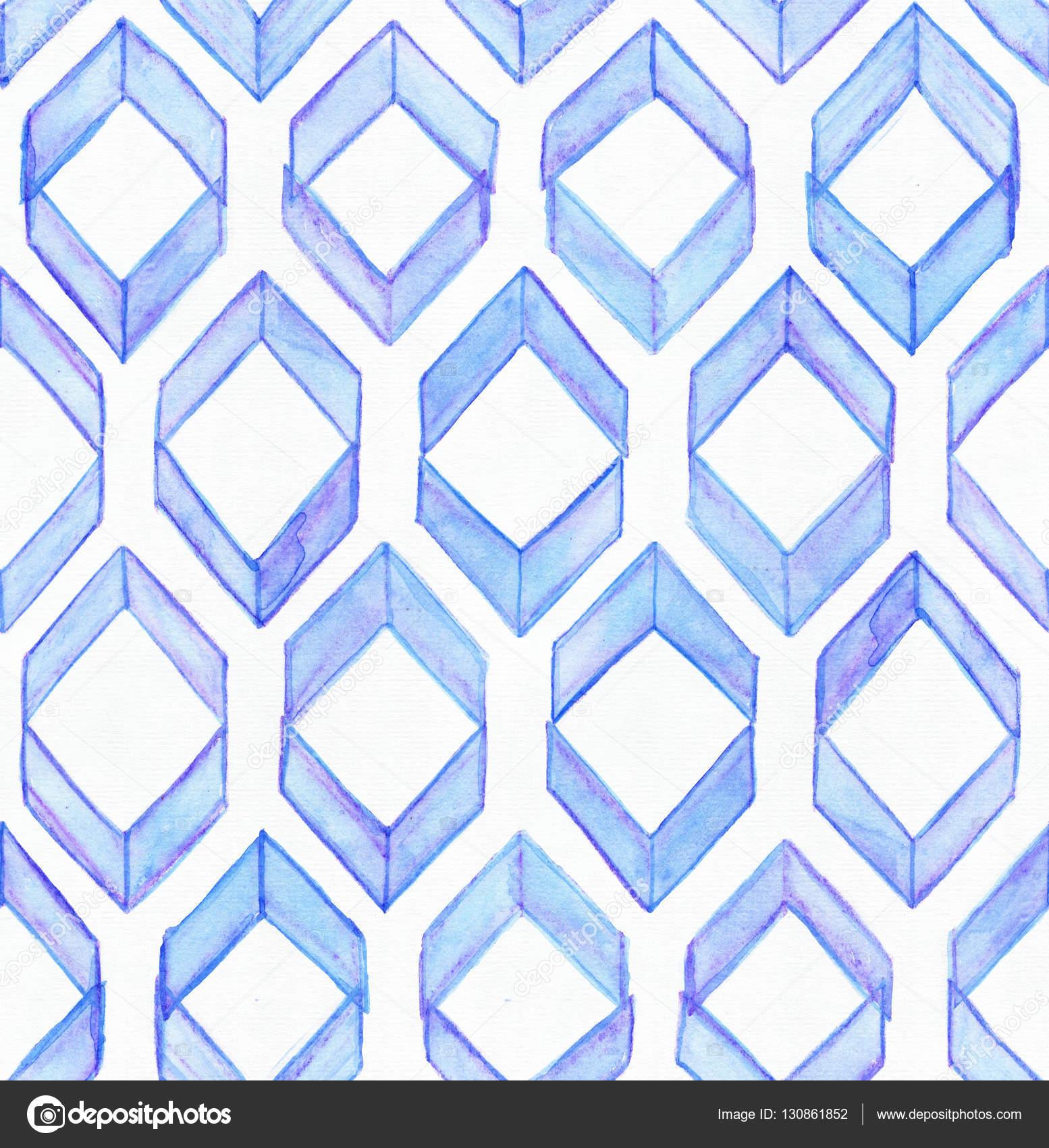 Текстура голубая ткань