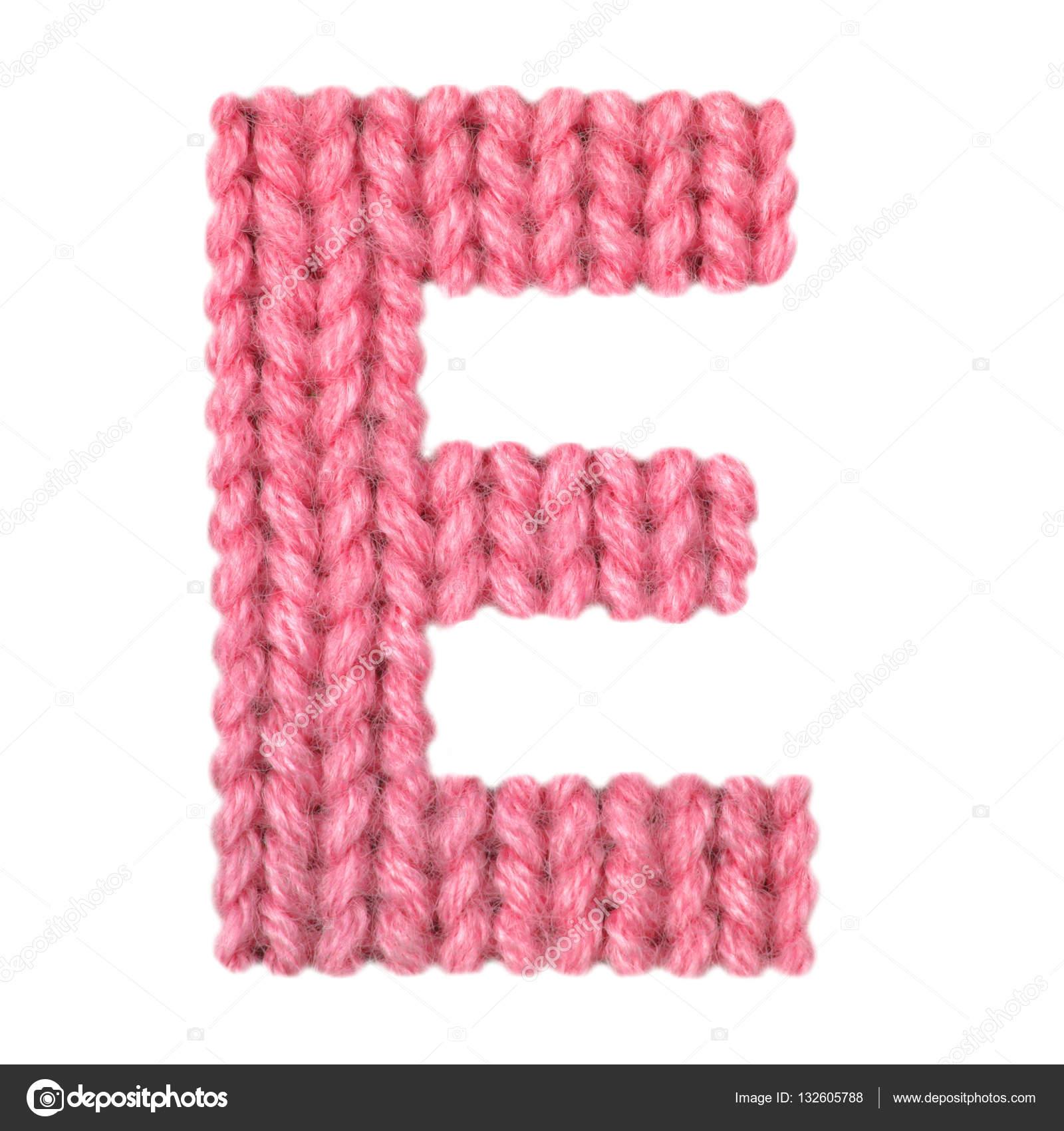 Letter E english alphabet, color red — Stock Photo © lbrfzhjpf.gmail ...