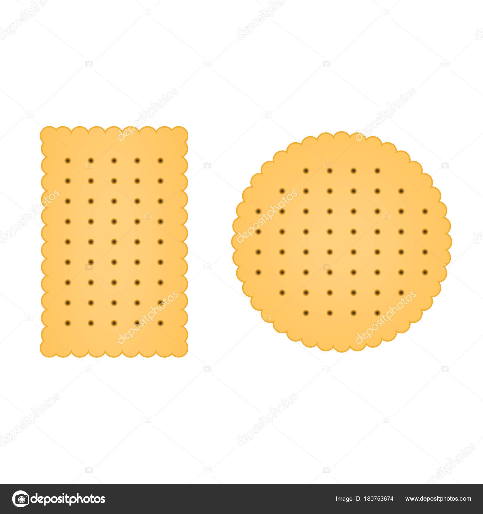 flat biscuit icon biscuit vector stock vector c brigada915 gmail com 180753674 https depositphotos com 180753674 stock illustration flat biscuit icon biscuit vector html