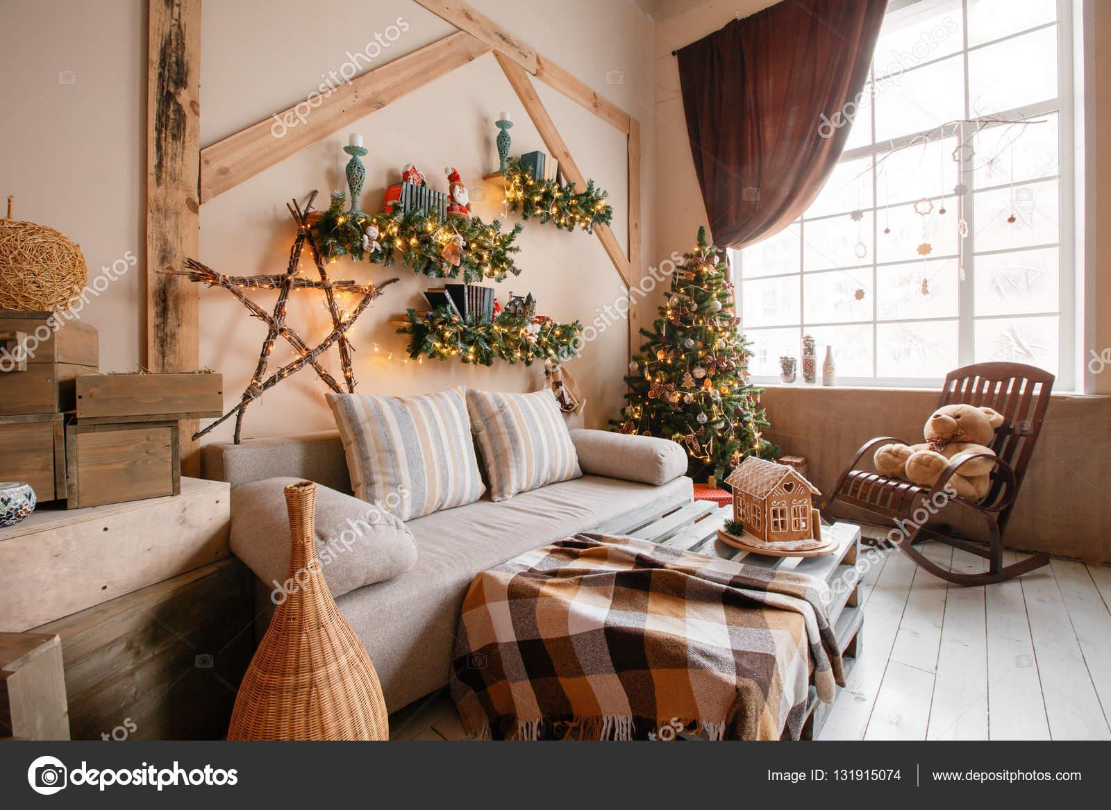 Imagen tranquila del interior moderno living comedor hogar decorado ...