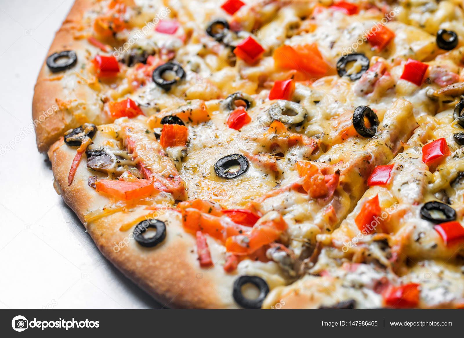 Pizzanın yakın tarihi