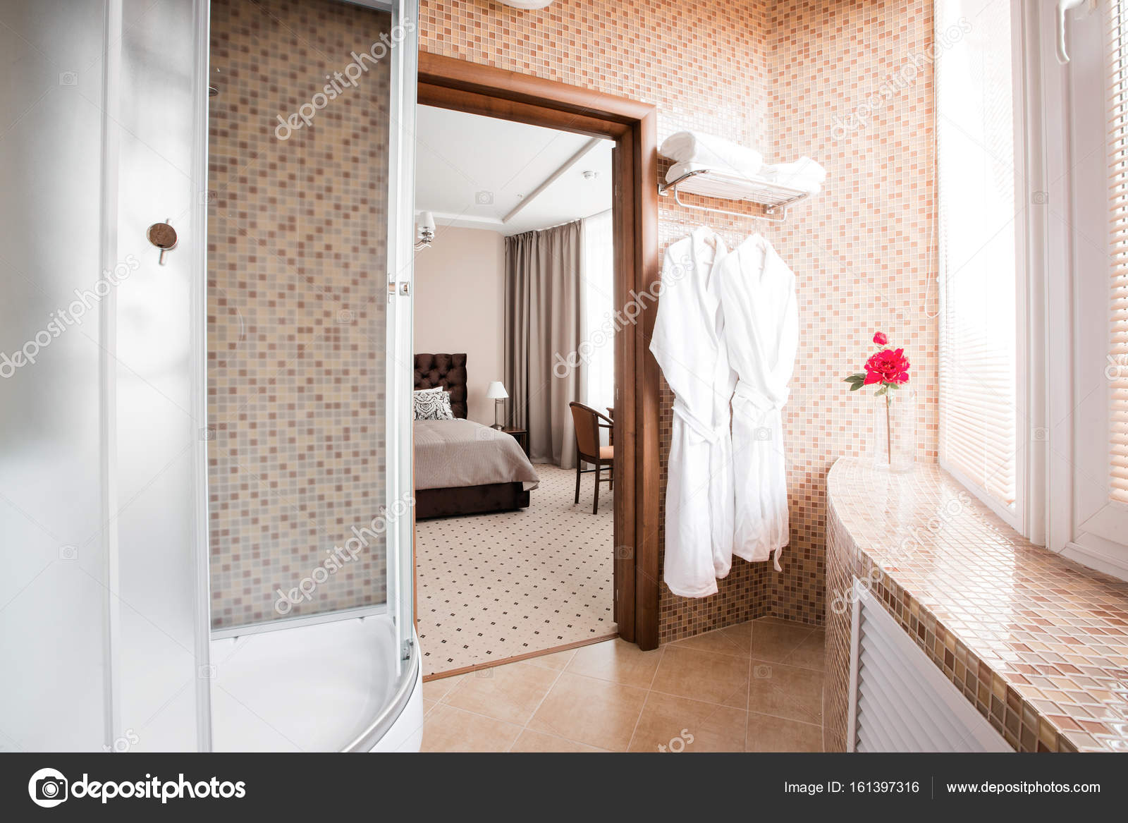 Bad novellini badwanden douchecabine bad in één product badezimmer