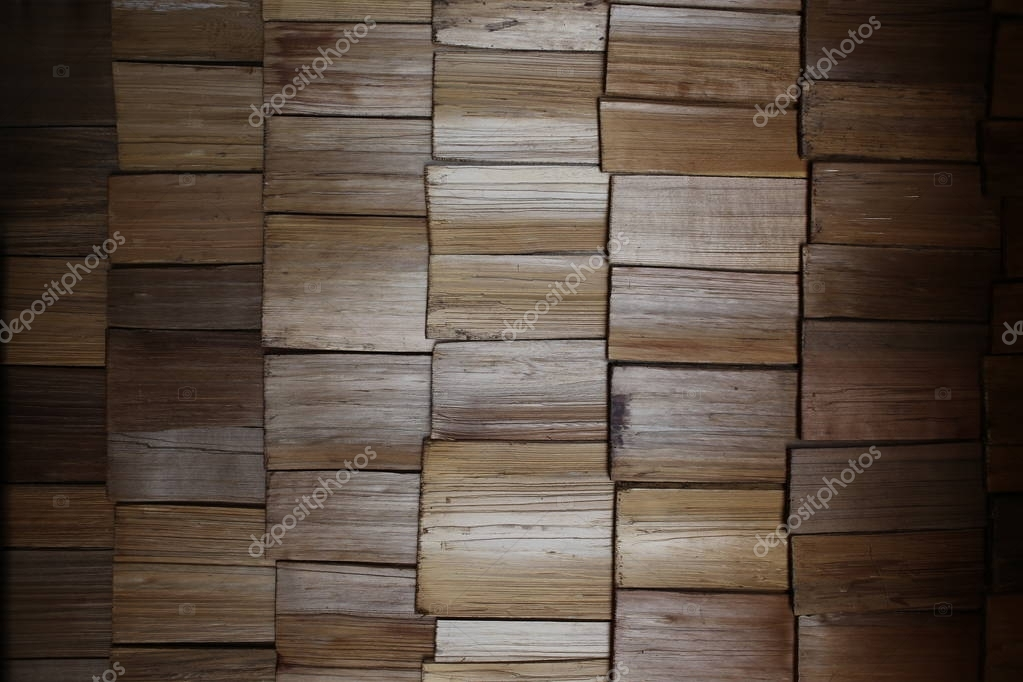 Firewood pieces texture background