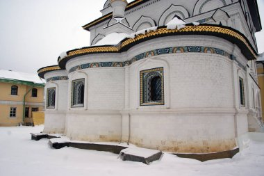 The Church of the Archangel Michael. Mikhaylovskaya Sloboda. Moscow oblast. Russia