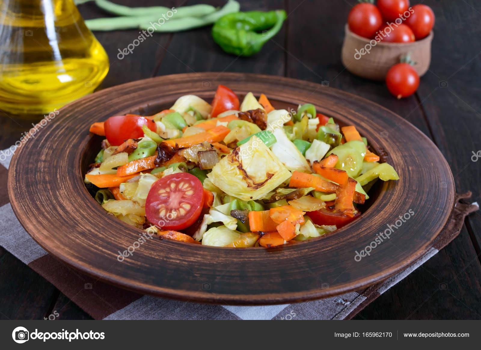 Салат фасоль морковь лук помидоры