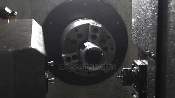 CNC gép munka