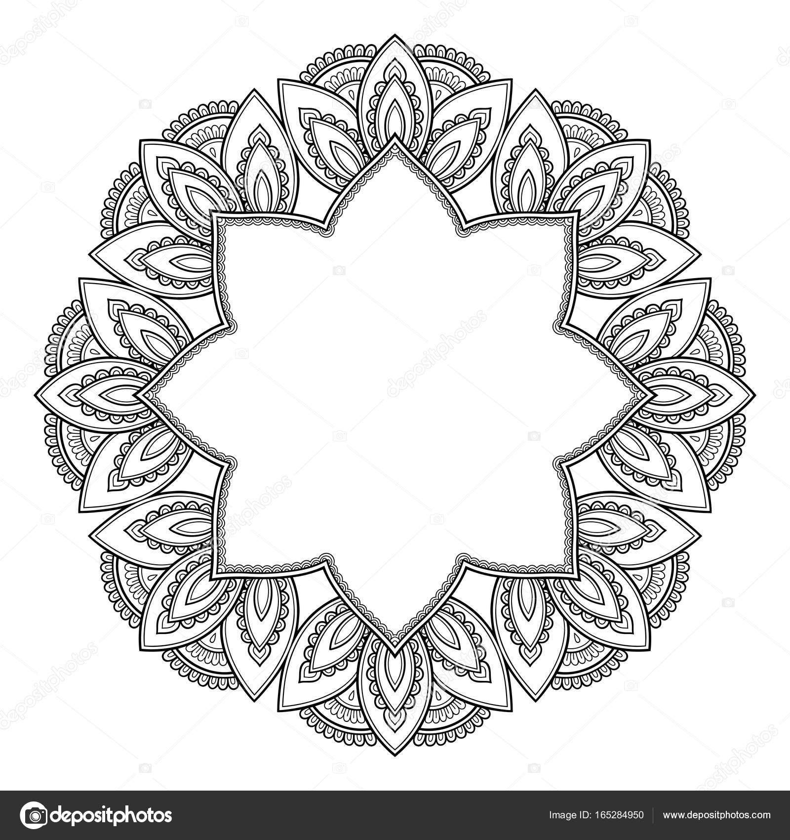 mandala yin et yang