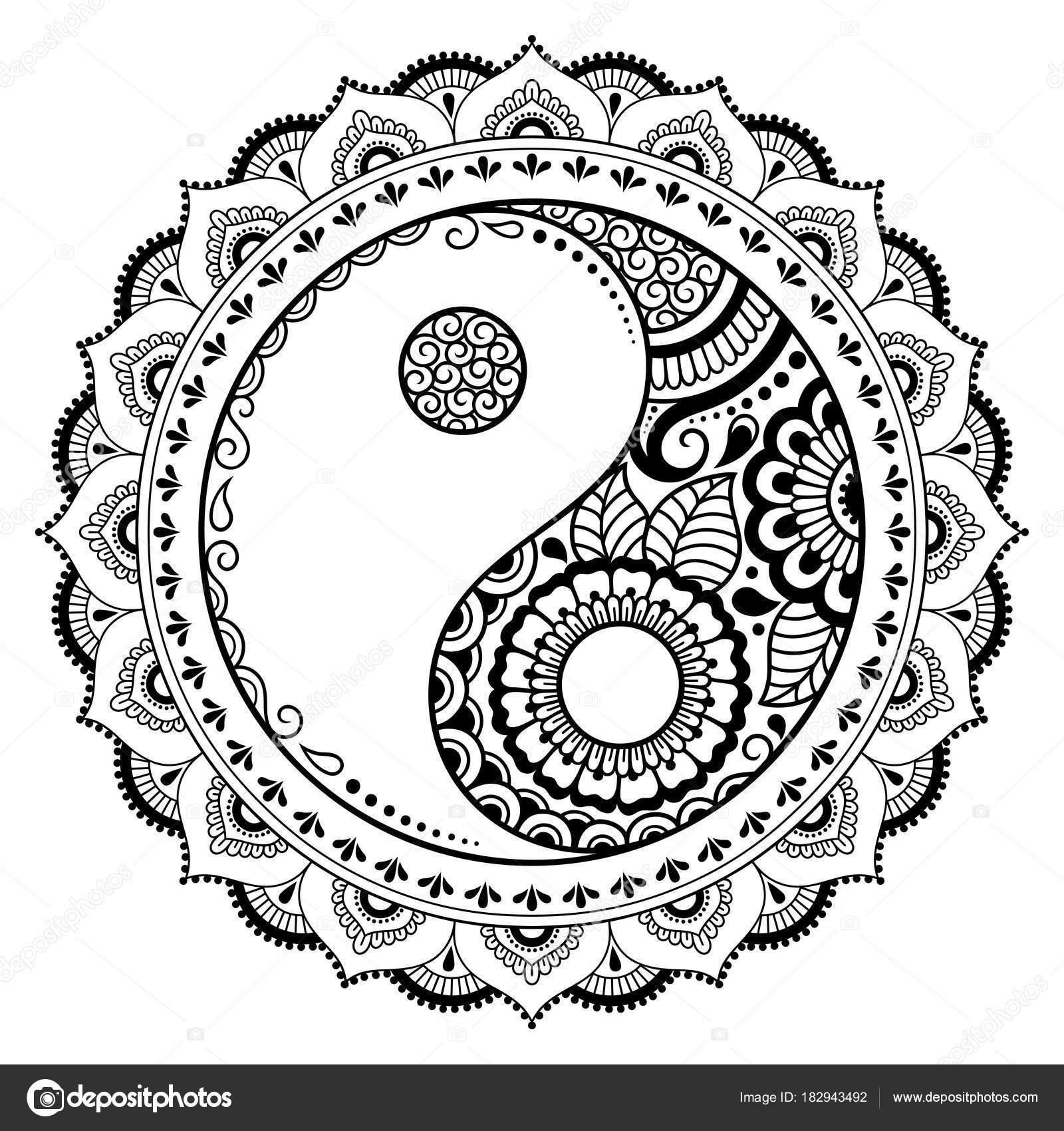 ying yang yo coloring pages - photo#47
