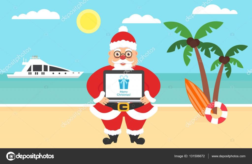 god jul gratulationer Sommaren bakgrund   sunny beach. Dator med gratulationer för god  god jul gratulationer