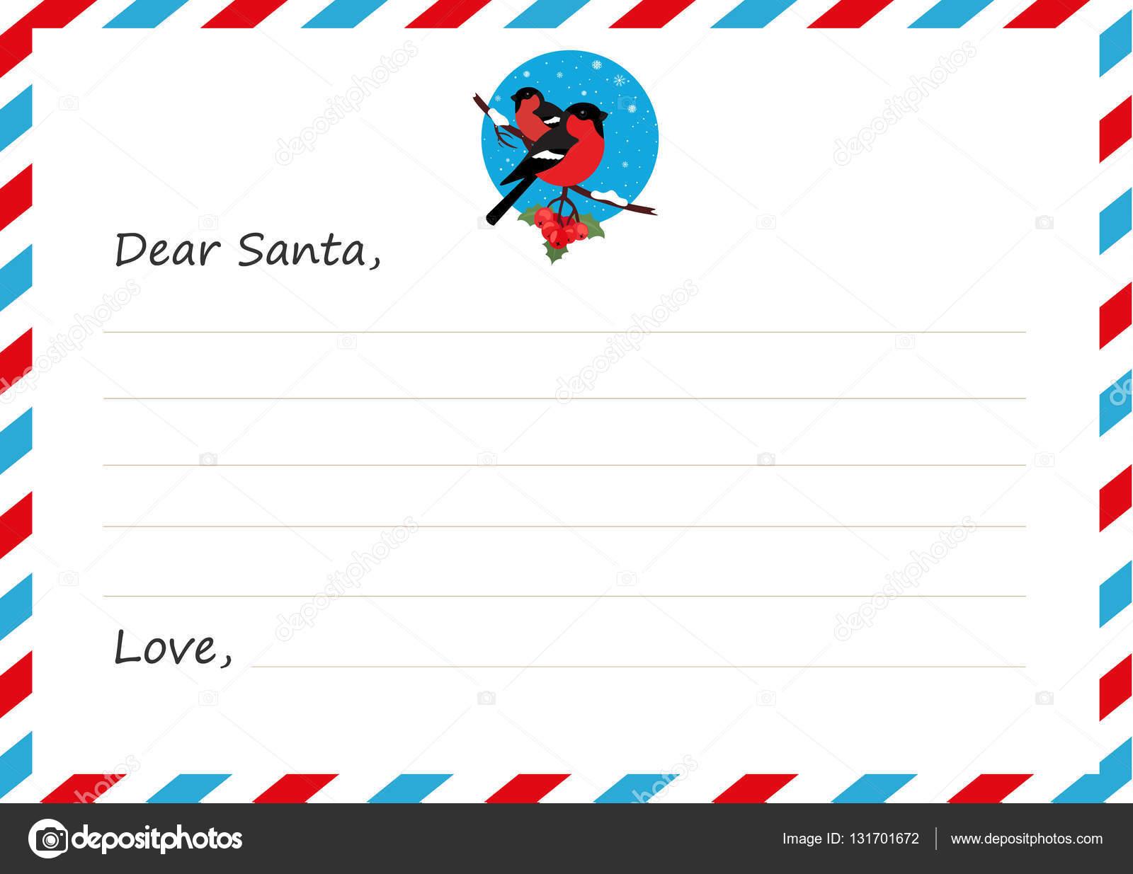 テンプレート封筒新年の手紙サンタ クロースアイコンみごとベクトル