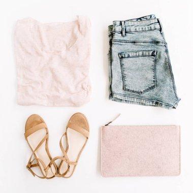 trendy feminine clothes