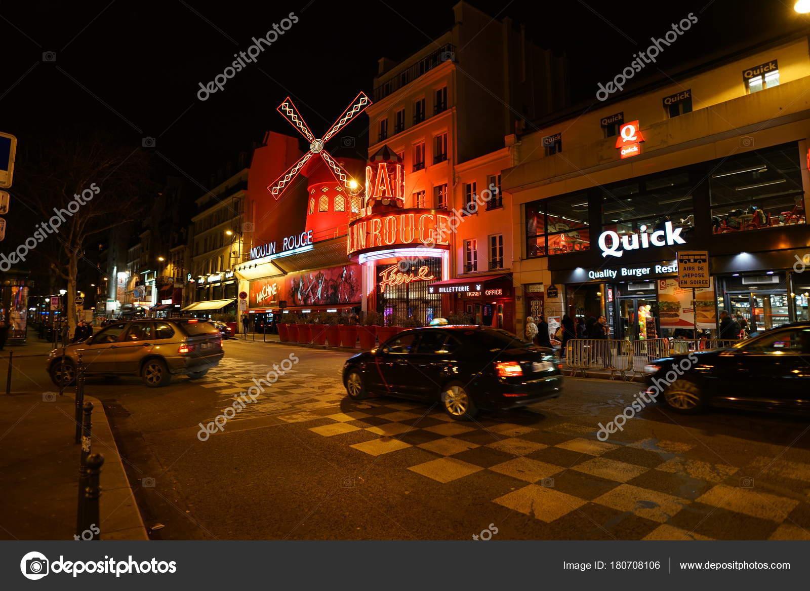 Секс в париже на бульваре клиши