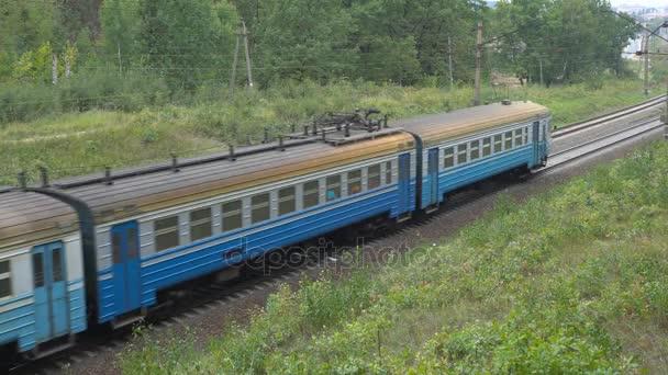 Vasút vonat move