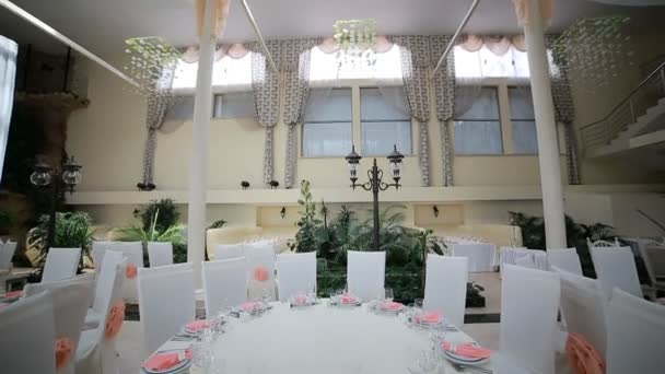 Table Setting At A Luxury Wedding Reception Wedding Reception Place