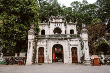 Kuan Thanh Temple. Vietnam. Hanoi.