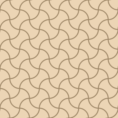 Seamless pattern moroccan vintage style, thin line moroccan tile with elegant theme background vector