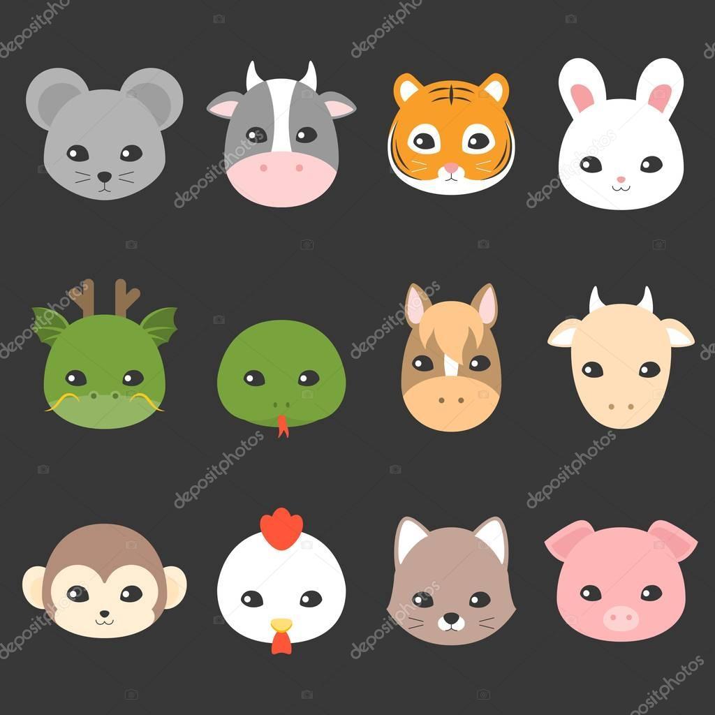 Free Cartoon Dog Icons