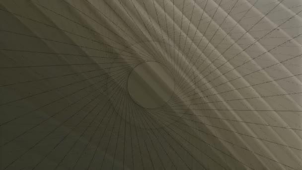 tri lines and circular arcs