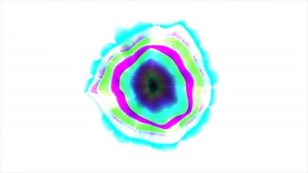 Abstraktní pozadí barevné vzor s bílou 5