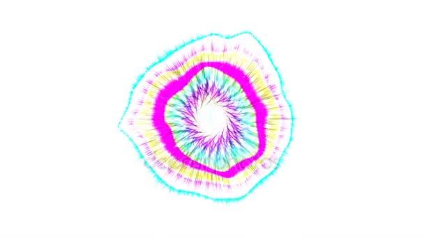 Abstraktní pozadí barevné vzor s bílou 10