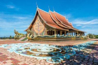 Wat Sirindhornwararam or Phu Prao Temple, Ubon Ratchathani, Thailand