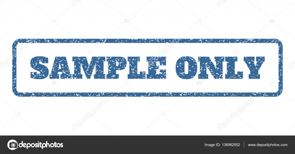 sample only rubber stamp — stock vector © tatyana.sibcode #136962552