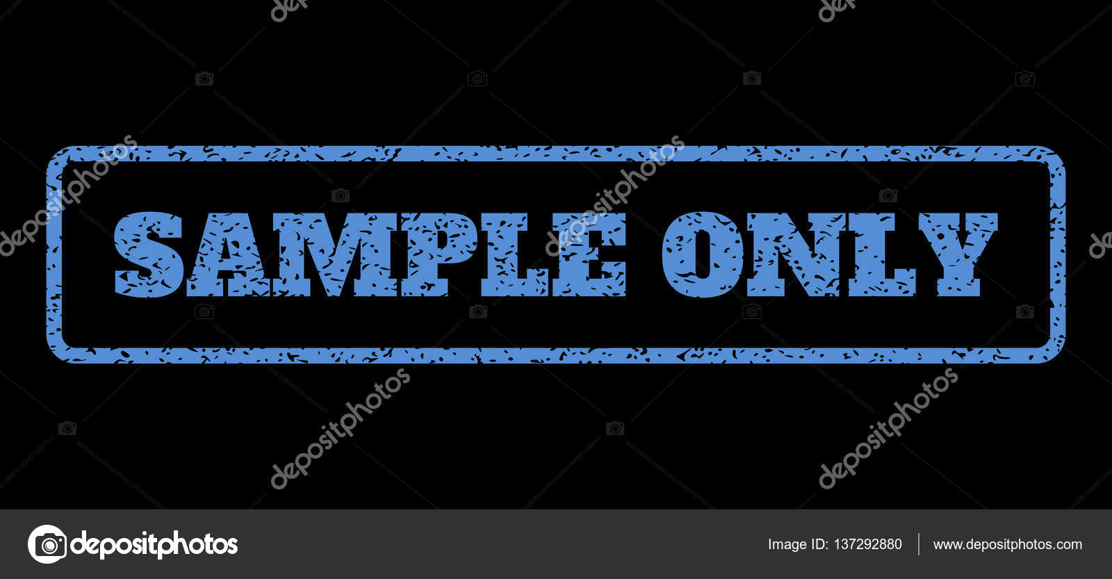 sample only rubber stamp — stock vector © tatyana.sibcode #137292880