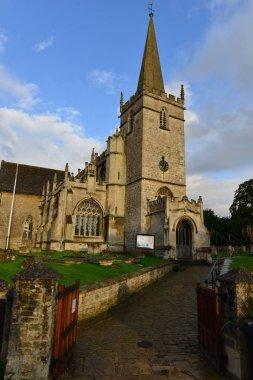 Beautiful English Church