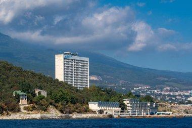 Ai-Danil sanatorium on the South Coast of Crimea