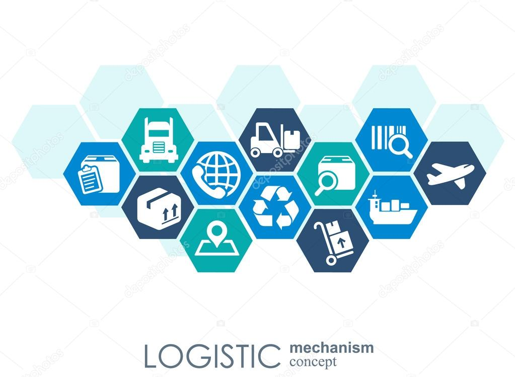 research on the logistics and mechanisms of Logistical management is an essential component of any company and can be complex in our global economy in this lesson, you'll learn the key.