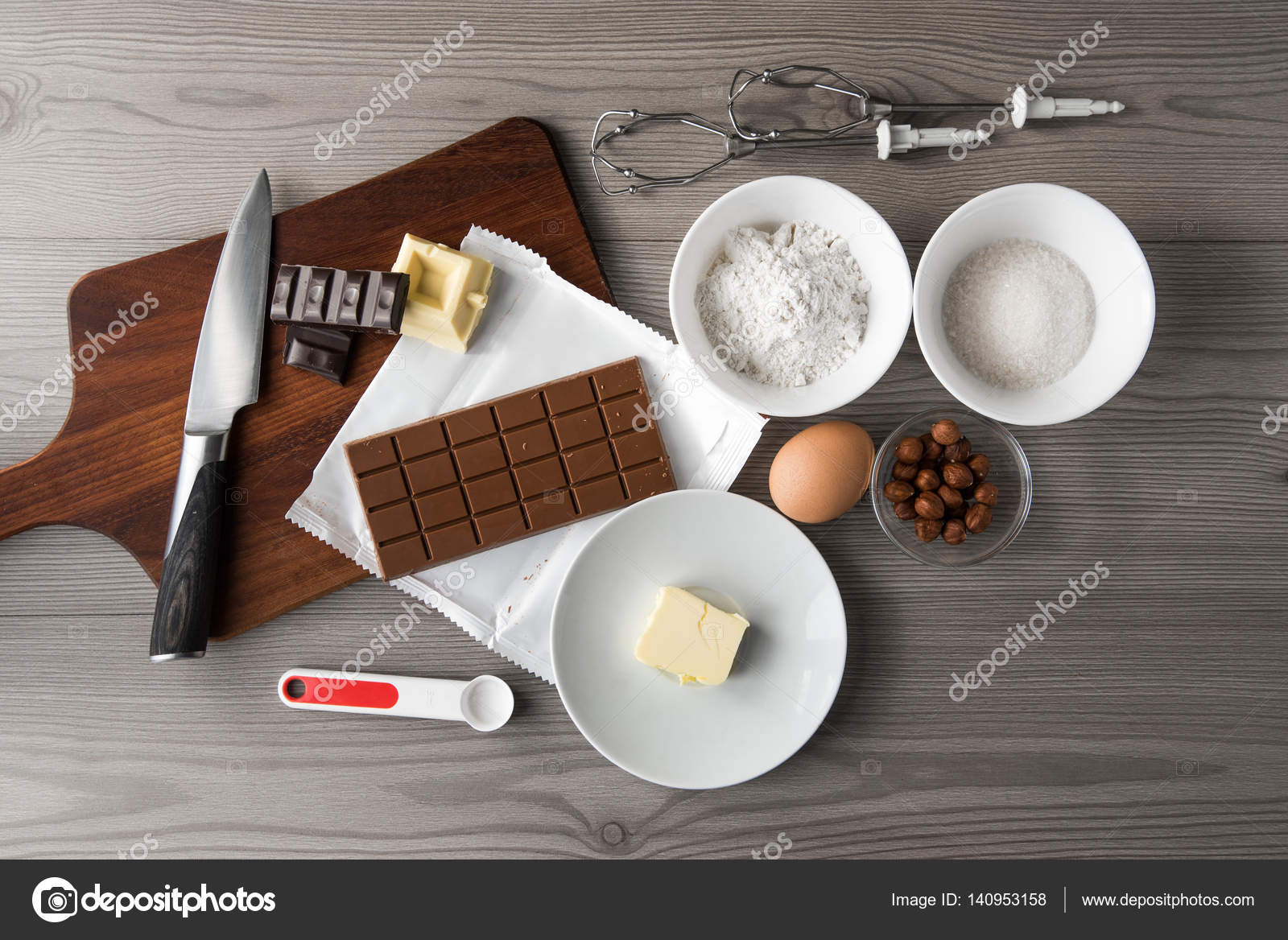 Kuchen flach backen