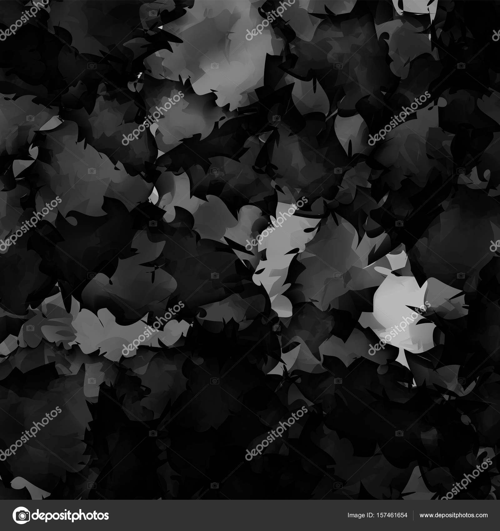 Dark black and white watercolor texture background classy abstract dark black and white watercolor stock illustration