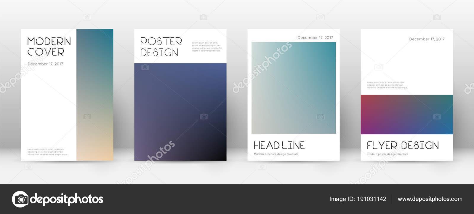Flyers layout ideas | Flyer layout Minimal decent template ...