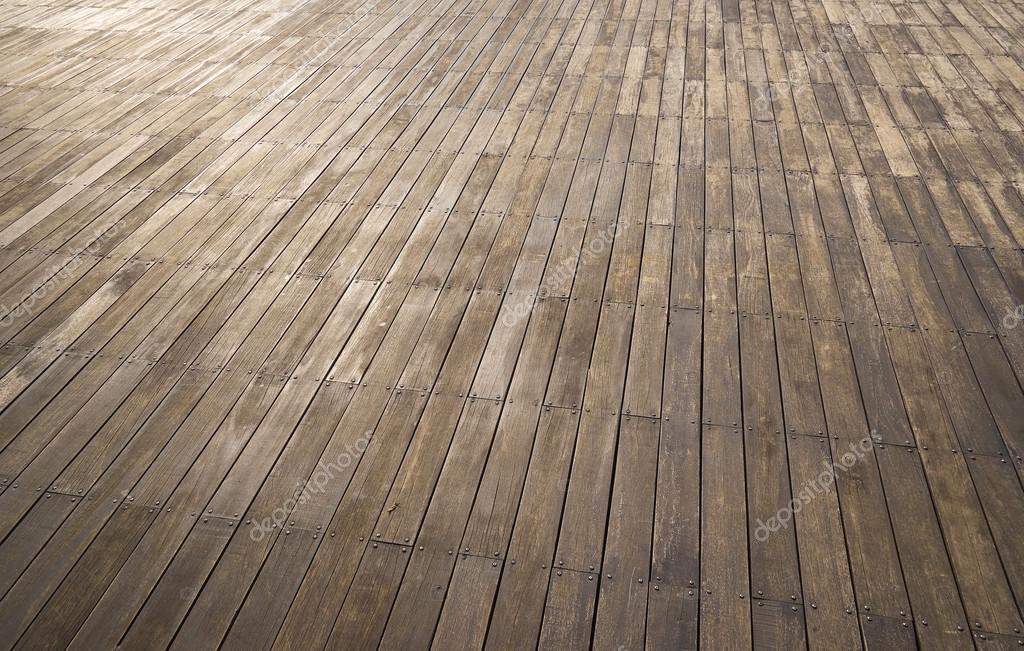 pavimento di tavole di legno — Foto Stock © jamesteohart #126488784