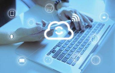 h cloud wireless connect concept