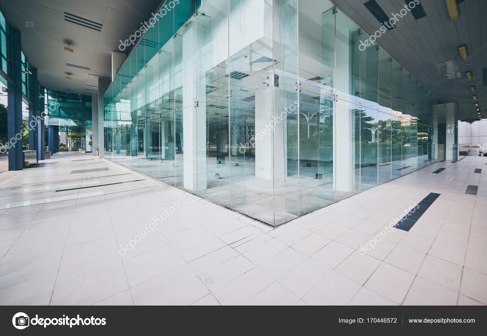 Vector Pavimentos Modernos Edificios Oficinas Vacias Moderno Con - Pavimentos-modernos