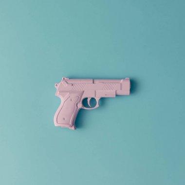 one Pink handgun