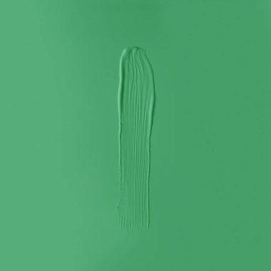 Green paint texture.
