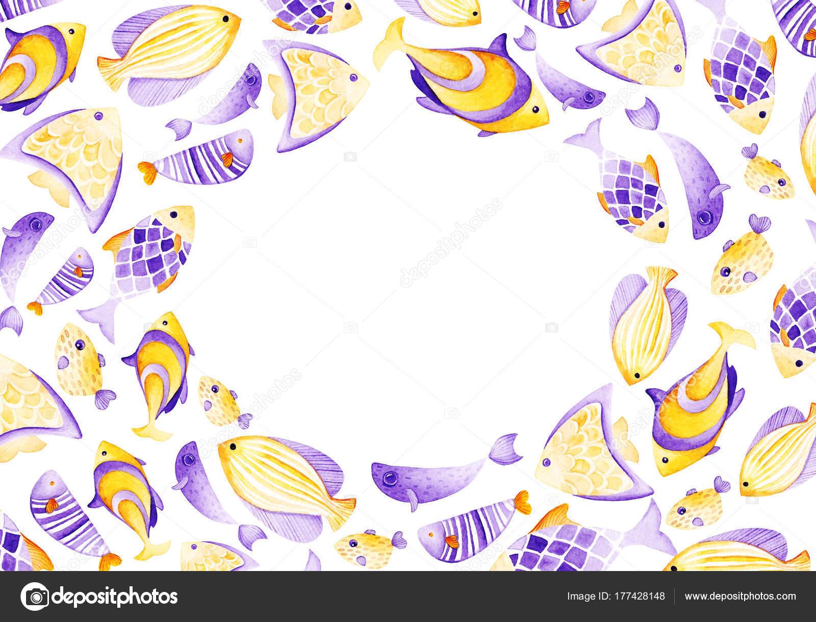 Ultra Violett Und Gold Farben. Für Kinder Design, Print Oder Hintergrund U2014  Foto Von MasAnyanka